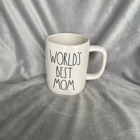 Rae Dunn World's Best Mom Mug